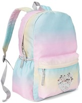 Gap Sequin heart ombre senior backpack