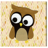 Owl (Canvas)