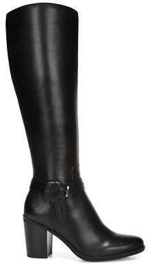 Naturalizer Kamora Wide Calf Tall Boots