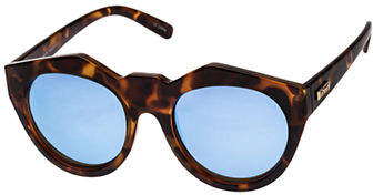 Le Specs Neo Noir 53mm Cat-Eye Sunglasses