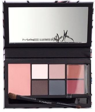 M·A·C MAC 'Illustrated' Face Kit (Plum) (Nordstrom Exclusive) ($101 Value) Plum Smoke