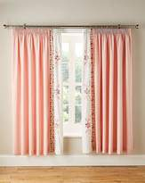 Willow Puffball Curtains & Tie Backs