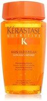 Kérastase Bain Oleo Relax Shampoo, 8.5 Ounce
