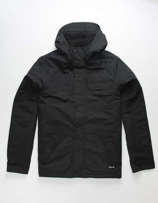 Hurley Slammer Mens Hooded Jacket