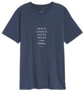 Barney Cools Men's Phonetic B. Cools T-Shirt
