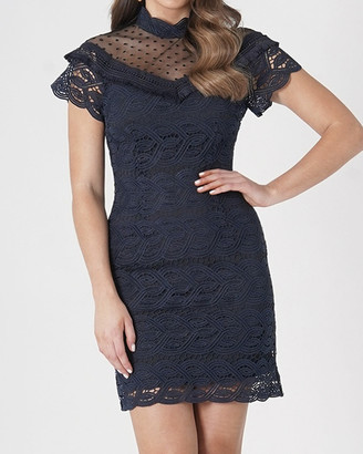 Amelius Arina Lace Mini Dress