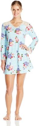Bedhead Pajamas Women's Madame Bovary V-Neck Night Dress