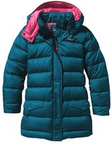 Patagonia Girl's 'Down For Fun' Water Repellent Coat