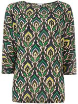 M Missoni patterned T-shirt