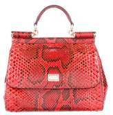 Dolce & Gabbana Small Miss Sicily Bag