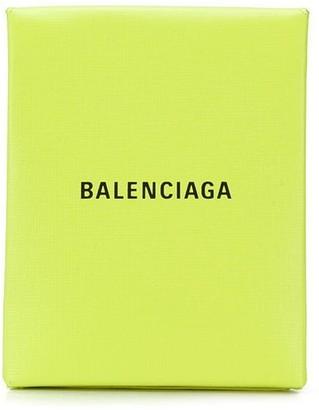 Balenciaga Everyday envelope clutch