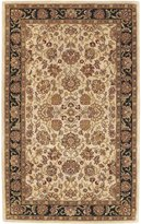 Surya A116-23 Beige Ancient Treasures Collection Rug - 2 x 3 Feet