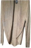 Ralph Lauren Metallic Silk Knitwear