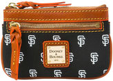 Dooney & Bourke MLB Giants Small Coin Case
