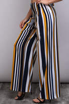 Do & Be Bleted Stripe Pants