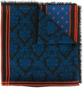 Givenchy patchwork printed scarf