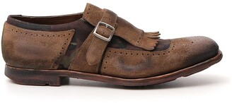 Church's Shanghai Glace Buckle Loafers