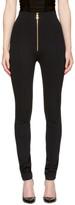 Balmain - Pantalon skinny à taille