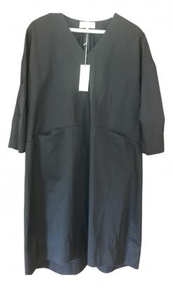 Studio Nicholson Navy Cotton Dresses