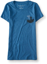 Aeropostale NY Bridge Graphic T