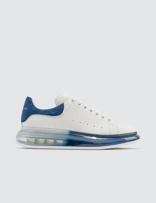 Alexander McQueen Oversized Sneaker With Transparent Sole