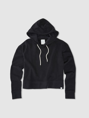 Jason Scott Drop Shoulder Hoodie - Black