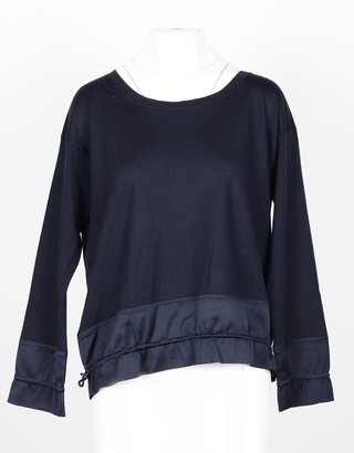 Lamberto Losani Women's Blue Sweater