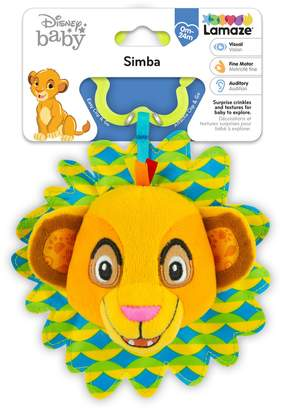 Lamaze Lion King Simba Rattle Toy