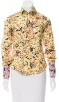 Paul Smith Floral Button-Up