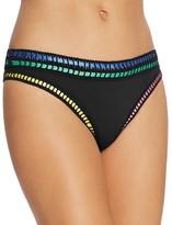 LaBlanca La Blanca Threading Along Hipster Bikini Bottom