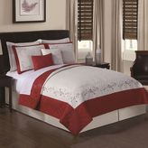 Constance Embroidered Quilt Set