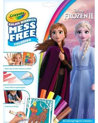 Crayola Frozen Frozen II Color Wonder Foldalope