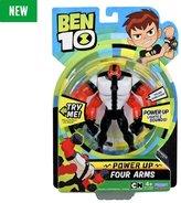 Ben 10 Deluxe Power Up Action Figure Assortment