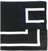 Faliero Sarti striped scarf - women - Silk - One Size