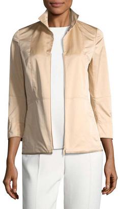 Lafayette 148 New York Cicely Satin Jacket
