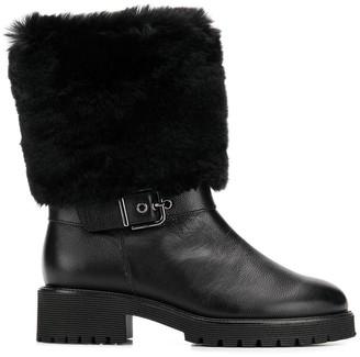 Högl Fur Lining Boots