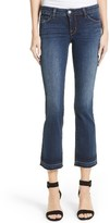 L'Agence Women's Laguna French High Waist Release Hem Jeans