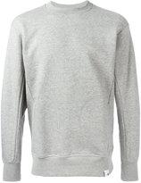 adidas crew neck jumper - men - Cotton - S