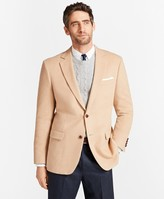 Brooks Brothers Madison Fit Camel Hair Sport Coat