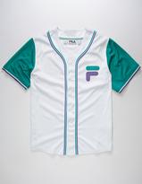 Fila Classic Mens Baseball Jersey