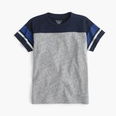 J.Crew Boys' heathered stripe T-shirt