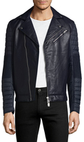 Armani Exchange Quilted Solid Jacket
