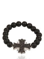 Hellmuth Cross Bracelet