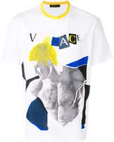Versace graphic statue print T-shirt
