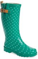Chooka 'Classic Dot' Rain Boot