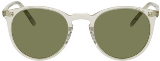 Oliver Peoples Transparent OMalley Sunglasses