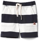 Gap Stripe shorts