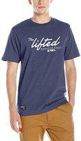 Lrg Men's Scripted Researcht-Shirt