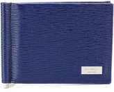 Salvatore Ferragamo leather cardholder - men - Calf Leather - One Size