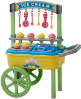 American Plastic Toys My Very Own Ice Cream Cart Set